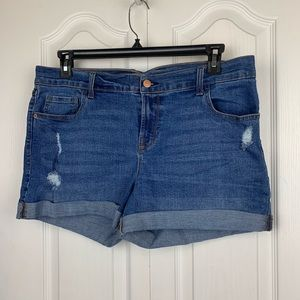 Plus Size Old Navy Jean Shorts